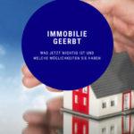Ratgeber: Immobilie geerbt